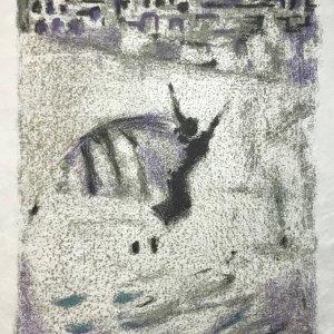 Alexandre Garbell Lithograph 13, Mourlot 1962