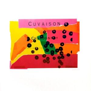 Andy Warhol Chardonnay 7, Pop Art print 1999
