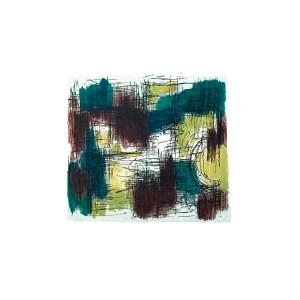 1957 Bazaine Lithograph DM0196, Derriere le miroir