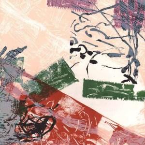 Riopelle original Lithograph DM04171, Derriere le Miroir