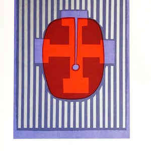 1978-ronald-king-screen-print-in-four-colors-frere