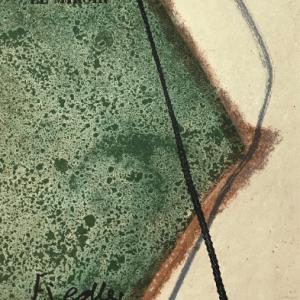 Francois Fiedler Original Lithograph DLM01211