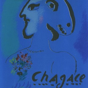 Book the lithographs of Chagall volume 4