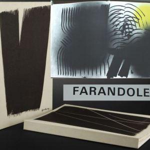 Portfolio Farandole Hans Hartung 15 Signed Lithographs