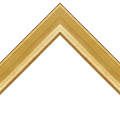 Gold – Gold leaf Wood Frame