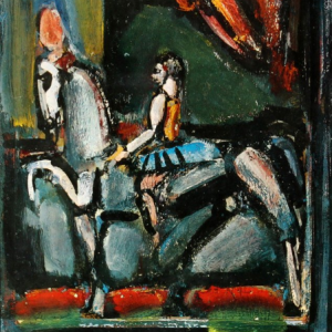 Georges Rouault Lithograph, Xx Siecle