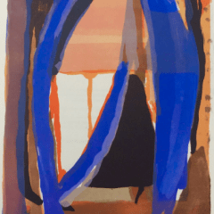 Bram Van Velde print DM01207 DLM 1974