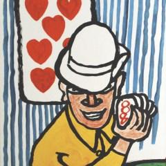 Alexander Calder, Original Lithograph, DM28212, Derriere le Miroir 1975