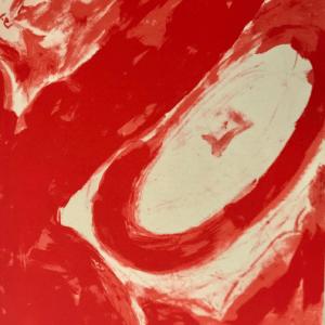 Edward Pignon Original Lithograph N6-2 Noise 1988