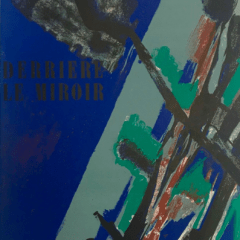 """Jean Bazaine, original Lithograph """"DM0155"""" DLM 1953"""