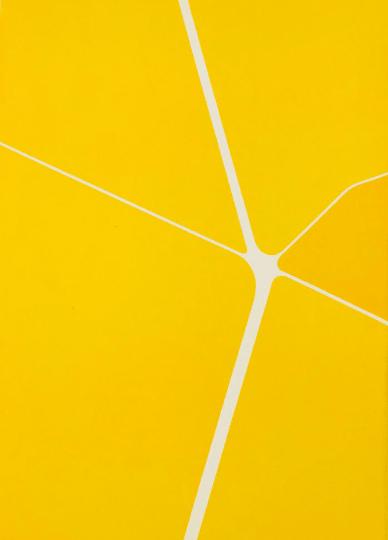 Pablo Palazuelo, Original Lithograph, DM01207b, Derriere le Miroir 1974