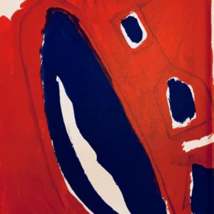 Pierre Tal-Coat Original Lithograph DM06131 DLM 1962