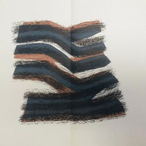 Ubac, Original Lithograph DM07196d, DLM 1972
