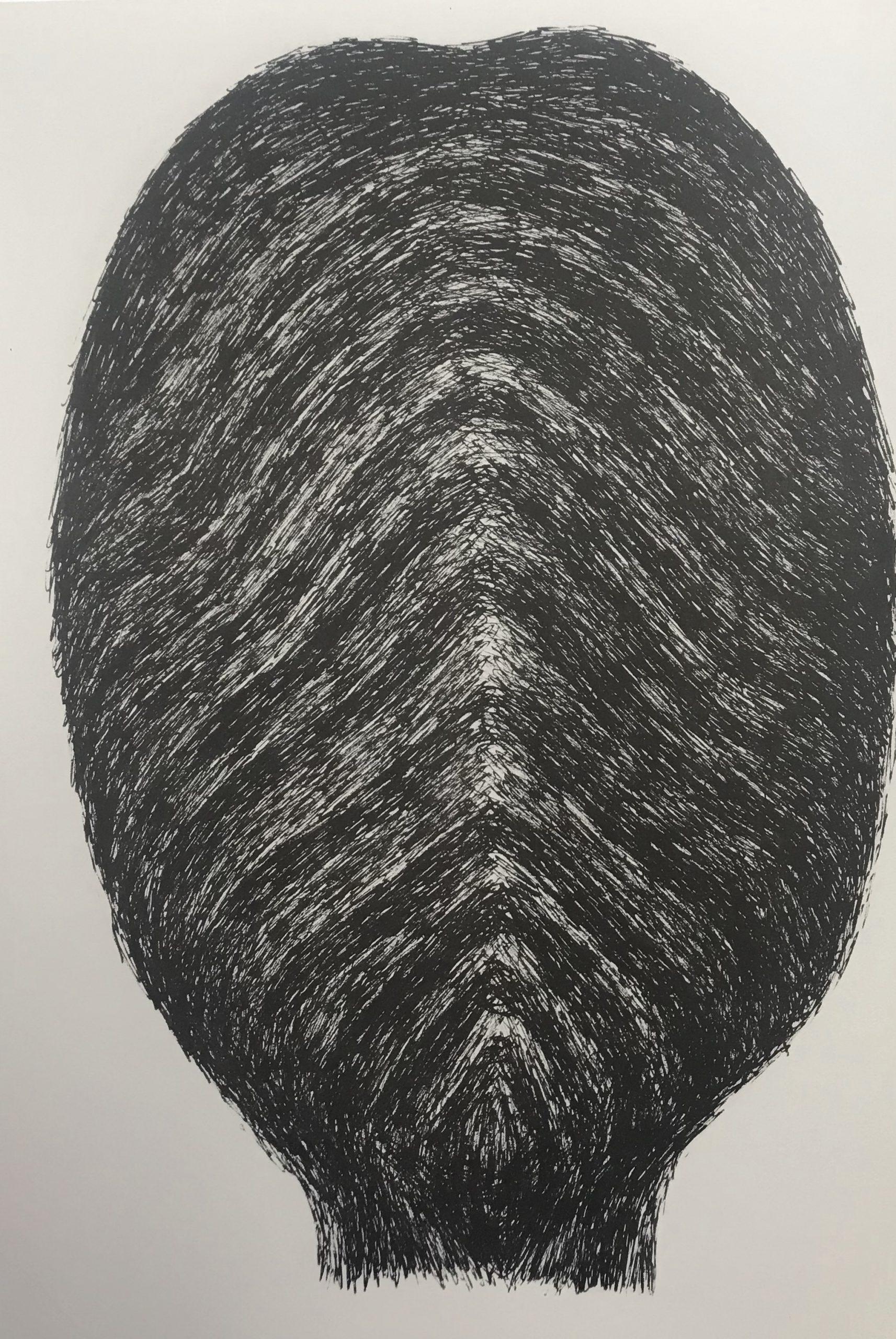 Ubac original Lithograph, dlm, DM06196
