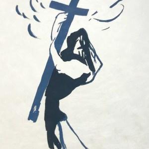 "Francisco Bores ""6"" Original Lithograph 1962 Mourlot"