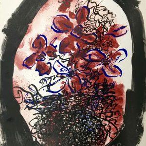 Braque Original Lithograph Signed in plate 1963