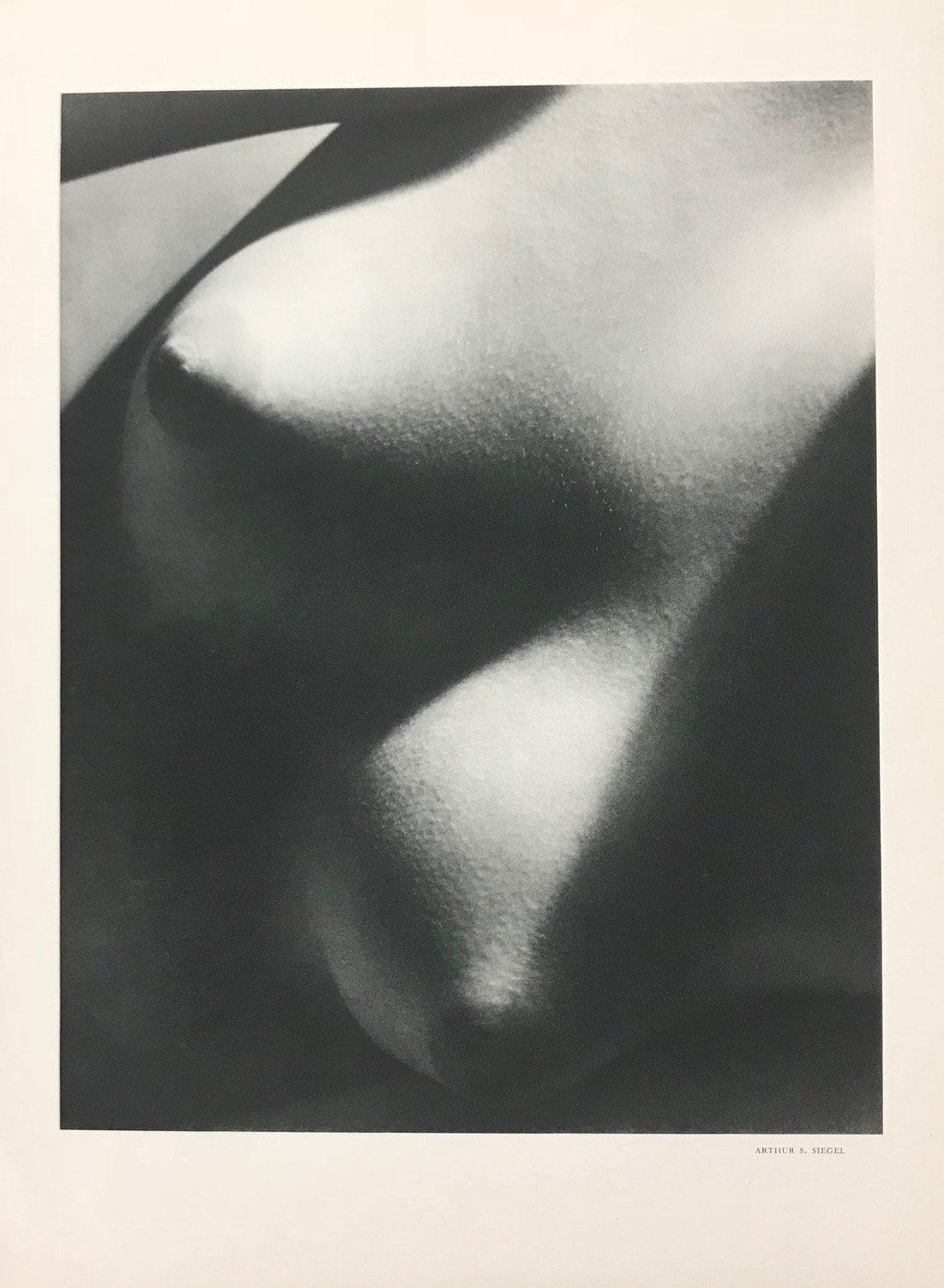 Arthur Siegel, Photogravure Nude 1, Verve Revue 1939