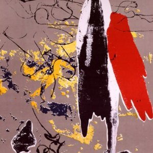 Olivier Garand, Poster Lithograph, Exposition 1982