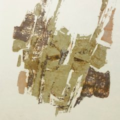 Orlando Pelayo Pencil Signed Original Lithograph 1962, Mourlot