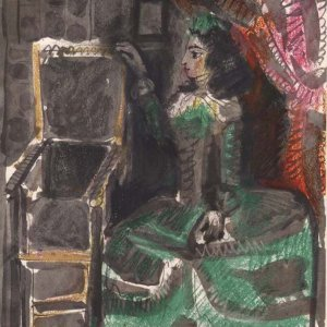 Picasso Toros Y Toreros No. 2, dated 11/3/59