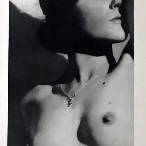 Man Ray, Photogravure Nude 1, Verve 1939