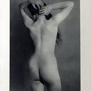 Man Ray, Photogravure Nude 2, Verve 1939