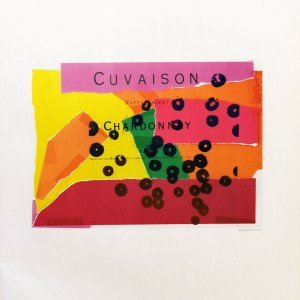 Andy Warhol print, Chardonnay 7, Pop Art 1999