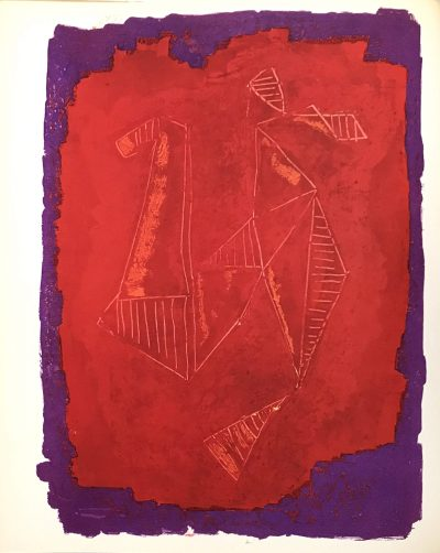 Marino Marini 8, Free Composition