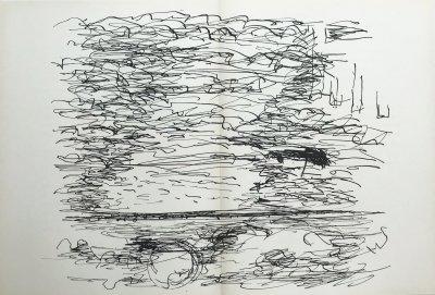 Jean Bazaine Lithograph, DM07197d, Derriere le Miroir 1972