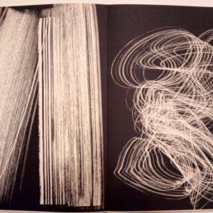 Hans Hartung Lithograph Farandole 5, Signed & numbered 1971