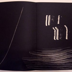 Hans Hartung, Pencil Signed & numbered Original Lithograph 9, Farandole 1971