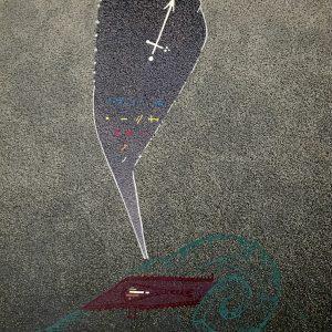 Joan Ponc, Original lithograph, Ediciones Poligrafa 1979