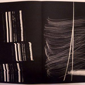Hans Hartung, Pencil Signed & numbered Original Lithograph 3, Farandole 1971