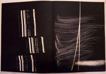 Hans Hartung Lithograph Farandole 3, Signed & numbered 1971
