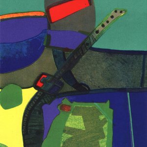 Maurice Esteve, Original Lithograph, Aristovert, XX Siecle 1972