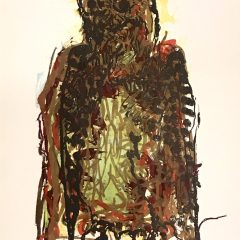 Jean-Paul Riopelle, Original Lithograph, DM02185, DLM 1970