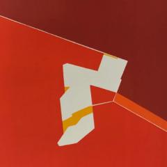 "Pablo Palazuelo Lithograph DM05184"" DLM 1970, Mid-century modern, Vintage art, Contemporary art"