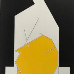 "Pablo Palazuelo Lithograph DM08184"" DLM 1970, Mid-century modern, Art Wall Décor, Contemporary art,"