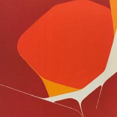 "Pablo Palazuelo Lithograph DM01184"" DLM 1970, Mid-century modern, Vintage art, Contemporary art"