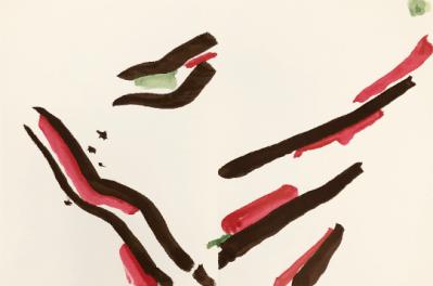 Pierre Tal-Coat lithograph form Derriere le miroir