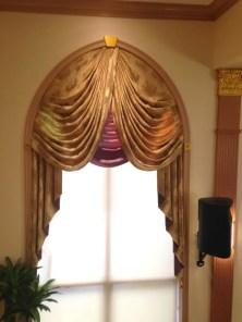 New drapes