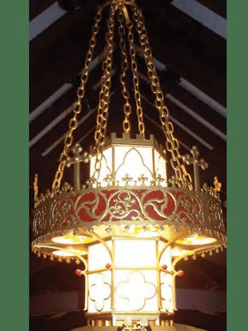 Renovation of Light fixtures