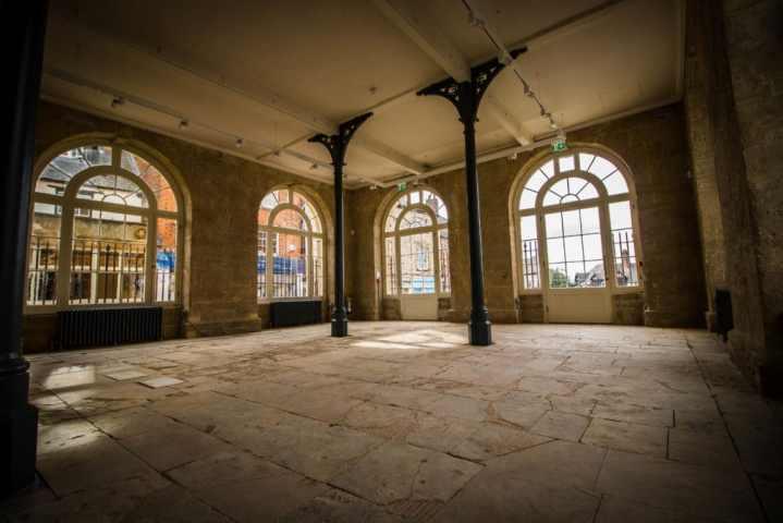 Brackley Town Hall Interior