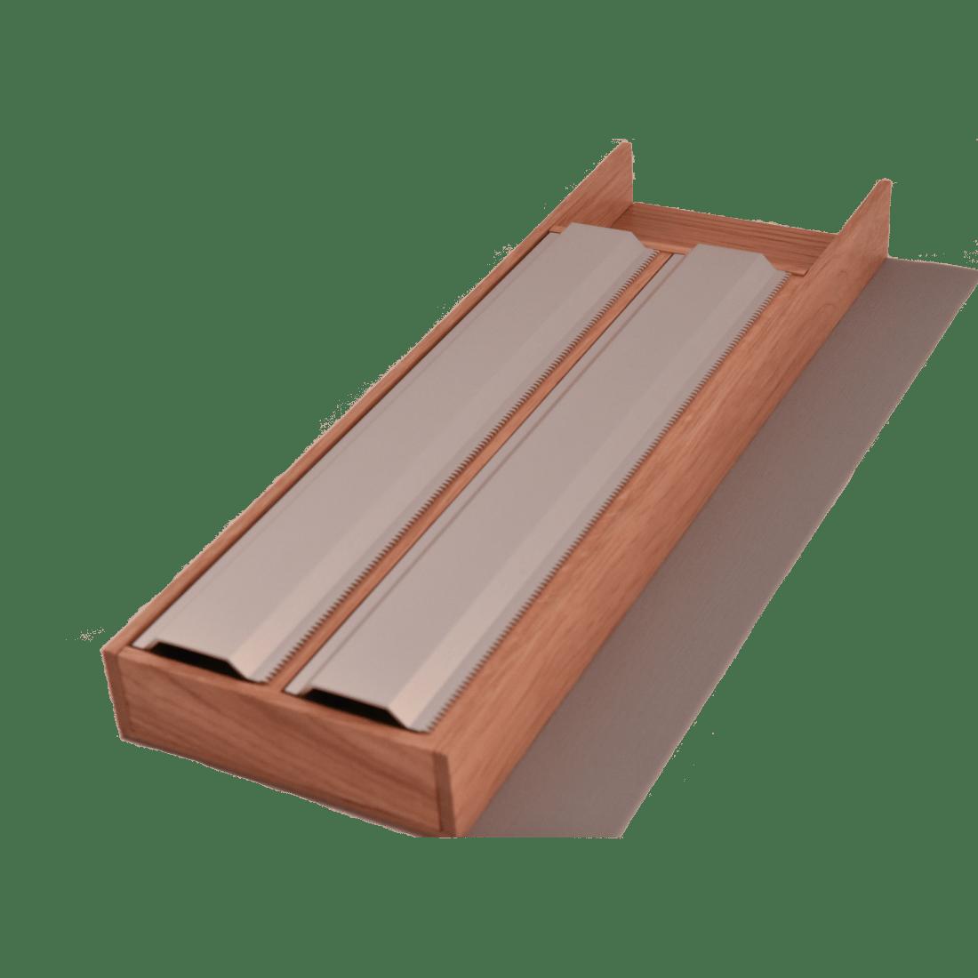 derouleur a papier aluminium ou film alimentaire l box 30 4 arteco cuisines