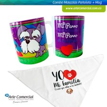 Combo Pañoleta + Mug Mascotas_ logo 1