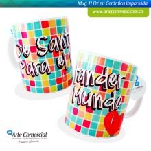Mug De Santander Para El Mundo_logo