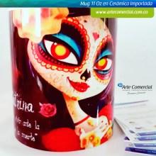 Mug La Catrina_logo