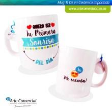Mug Quiero Ser Tu Primera Sonrisa_logo