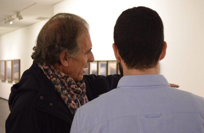 Juan Díaz, acuarelas. Momentos íntimos