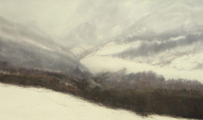 Juan Díaz, Momentos ínitmos, Galería Kreisler, noviembre 2016